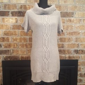 Athelta | Cotton and Wool Sweater Dress